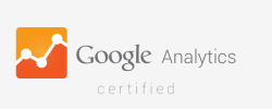 Des chefs de projet certifiés Google Analytics