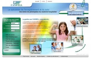 Extranet pour la gestion du matériel médical