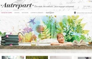 Création d'un site E-commerce d'une nouvelle marque de cosmétique