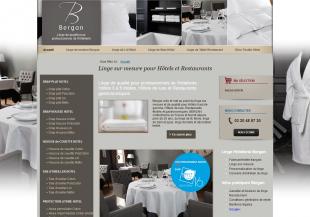 Connception boutique en ligne pour les professionnels de l'hôtellerie