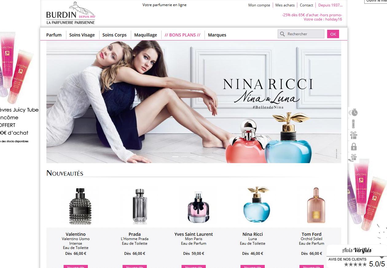 parfumerie parisienne