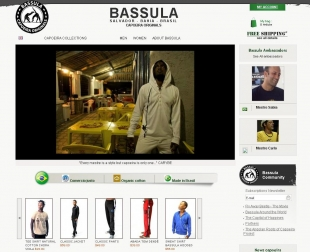 Création de site web e-commerce Bassula