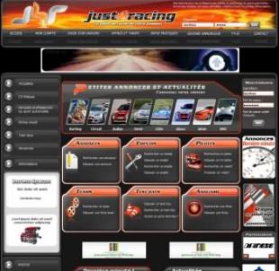 Site web des passionnés de l'automobile