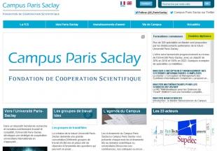 Référencement Campus Paris Saclay