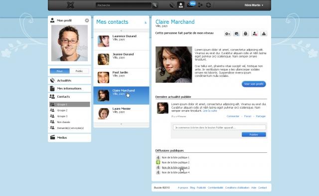 Site de rencontre par categorie sociale