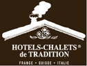 logo hotels chalets tradition